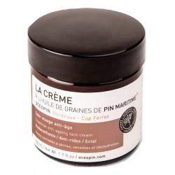 Crème à l'huile de graines de pins maritime - 50 ml - Oceopin