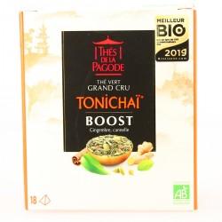 Tonichaï Boost - 30 Sachets - Thé de la Pagode