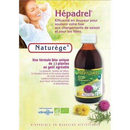 Hépadrel detox du foie Liquide