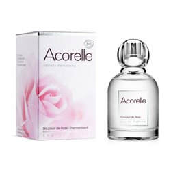 Eau de parfum douceur de rose - 30 ml - Acorelle