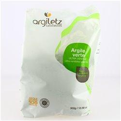 Argile Verte Ultra-ventilée - 300 g - Argiletz
