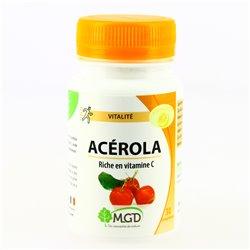 Acérola Citron - Vitamine C- 30 comprimés - MGD