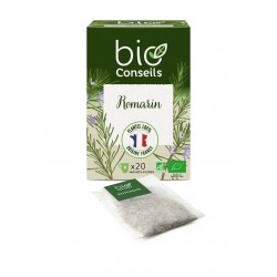Infusion Romarin Biologique - 20 Sachets - Bio Conseils