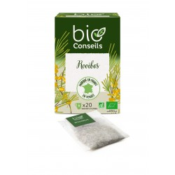 Infusion Rooibos Biologique - 20 Sachets - Bio Conseils