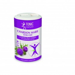 Chardon Marie Extrafort - 80 Gélules - Tonic Nature