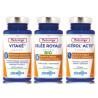 Pack Immunité 3 piluliersx90 gélules - Défenses immunitaires - Naturège Laboratoire