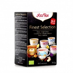 Yogi Tea Finest Collection - 18 sachets - Yogi Tea
