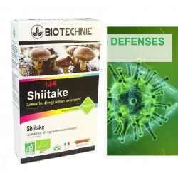 Shiitaké Bio ampoules