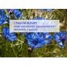 Eau florale bleuet spray Bio flacon verre Herbes et traditions