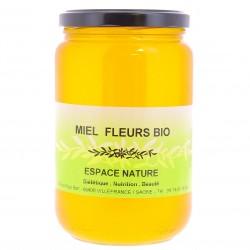 Miel Toutes fleurs Bio  1 kg  Espace Nature