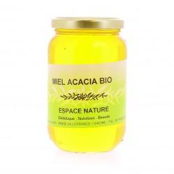 Miel  Acacia Bio 500 g - Espace Nature