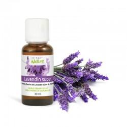 Huile Essentielle Lavandin Super - 30 ml - Direct Nature