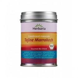 Epices Tajine Marrakech - Pot 100 g - Herbaria