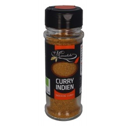 Epice Bio Curry - Flacon distributeur 35 g - Masalchi
