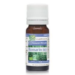 Huile Essentielle Romarin Bio - flacon doseur 10 ml - GPH