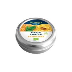 Bonbons Propolis Bio Ravintsara - 50g - Dietaroma