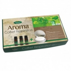 Aroma Coffret Respiration - 3x10ml - NatureSun Aroms