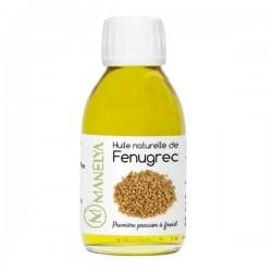 Huile naturelle de Fenugrec - Flacon 125 ml - Manelya