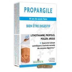 Propargile - 64 Gélules - Holistica
