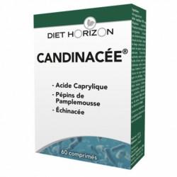 Candinacée - Lot de 2 Boites de 60 comprimés - Diet Horizon