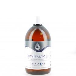 Revitalyon Zinc, Argent Colloïdal, Germanium, Cuivre - 500 ml - Catalyons