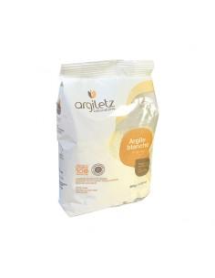 Argile Blanche Ultra-ventilée - Sachet 200 g - Argiletz