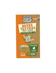 Mitbox Textiles - 1 cassette + 1 piège - Aries