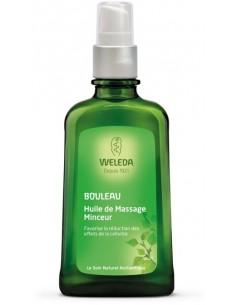 Huile Massage Minceur - 100ml - Weleda