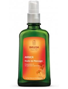 Huile de Massage Arnica - 100ml - Weleda