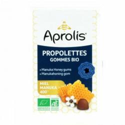 Aprolis Gommes Propolis/Miel de Manuka