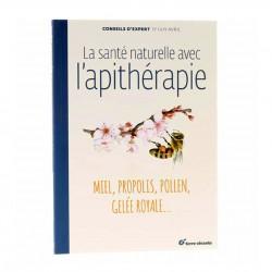 Livre Santé naturelle avec l'apithérapie