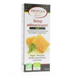 Sirop Propolis Bio - toux et gorge - Flacon 150 ml - Redon