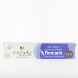Dentifrice Argile/Romarin Bio