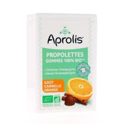 Aprolis Gommes Cannelle / Orange