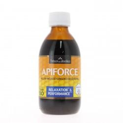 Apiforce Relaxation et Performance - 250 ml - Trésor des Abeilles