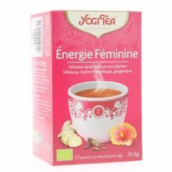 Energie des Femmes - 17 sachets - Yogi Tea