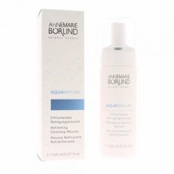 AQUANATURE Mousse nettoyante - 150 ml - Annemarie Borlind