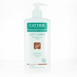Lait corps Adoucissant Beurre de Coco Vanille - 500 ml - Cattier