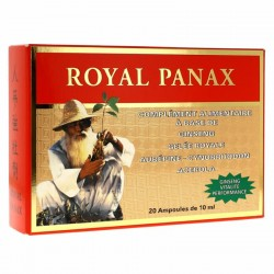 Royal Panax Ginseng ampoule