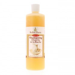 Shampoing Douche De La Ruche - Flacon 500 ml - Ballot-Flurin