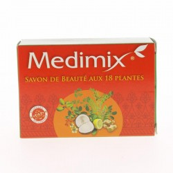 Savon Medimix - Pain 125 g - Kerala Nature