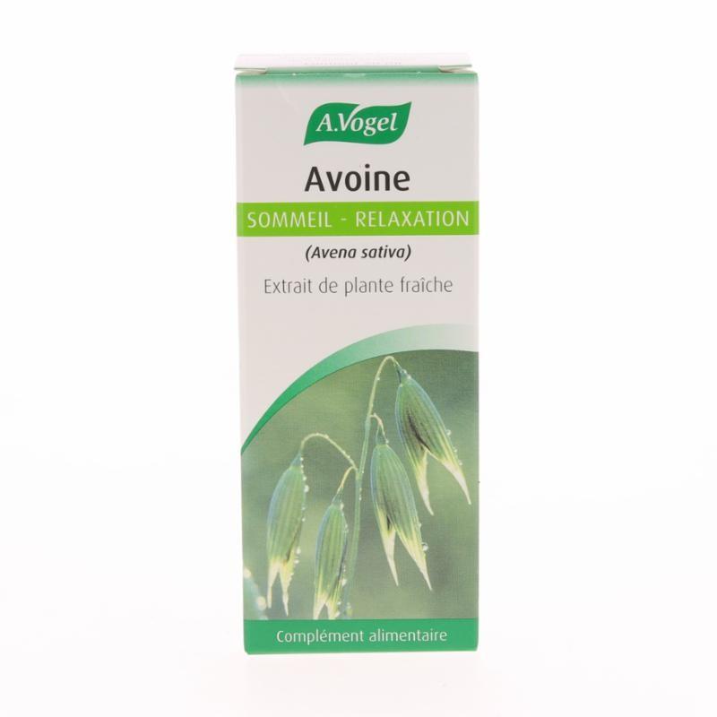 Extrait Plante Fraiche Avoine - flacon goutte 50 ml - A Vogel