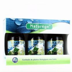 Pack 3 Drailigne liquide NataVéa