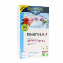 Drain'idéal Bio - 20 Ampoules - Dietaroma