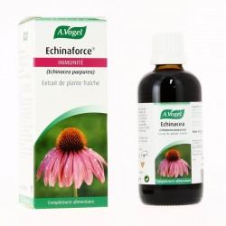 Echinaforce Forte Extrait de Plantes Fraîche - 100 ml - A.Vogel