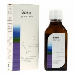 Base bain - Flacon 100 ml - Dr Valnet
