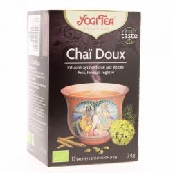 Thé Chai Doux - 17 Sachets - Yogi Tea
