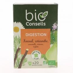 Infusion Digestion Biologique -20 sachets- Bio Conseils