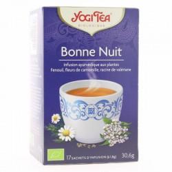 Bonne Nuit - 17 sachets - Yogi Tea