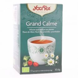 Thé Grand Calme - 17 Sachets - Yogi Tea